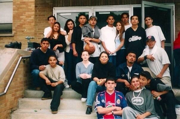 My students and I. (2004)